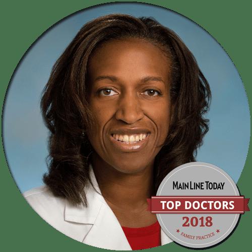 Natasha I Garrett - Main Line Today -  Top Doctor Award - 2019